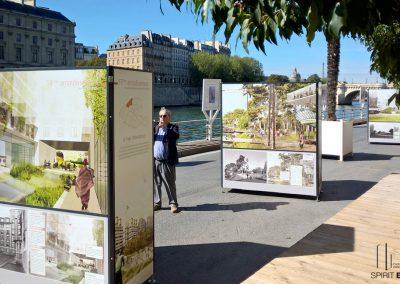 mobilier location expo photos paris