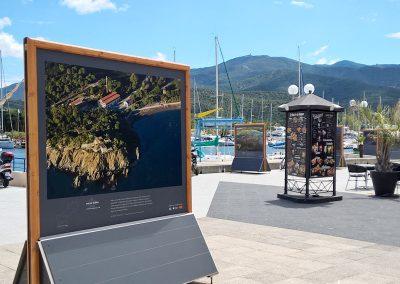 panneau expo exterieure argeles sur mer
