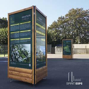 14a32f83281 SPIRIT EXPO   fabricant supports exposition et information en extérieur