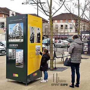 Expo photos extérieur Fosses