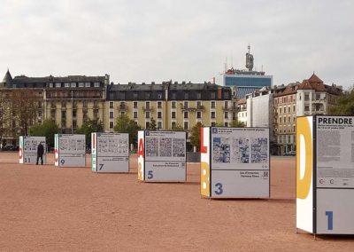 expo photos extérieur Genève