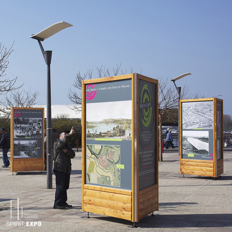 exposition Exterieure Boulogne