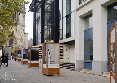 exposition exterieur Reims