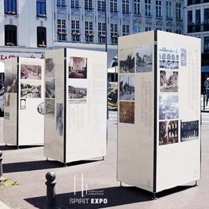 exposition exterieure Lille