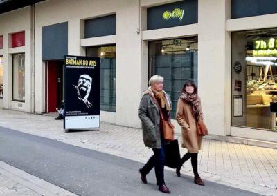 exposition extérieur Angouleme