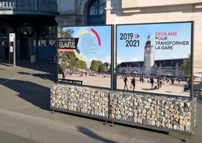 support expo La Rochelle SNCF
