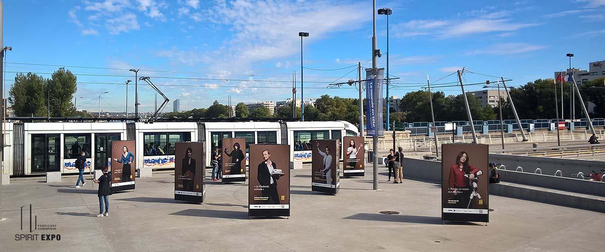 Exposition photos Lyon CNRS