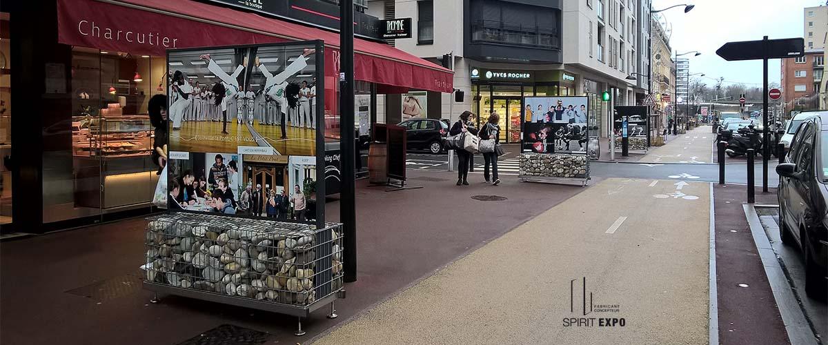 exposition photos extérieur Joiville
