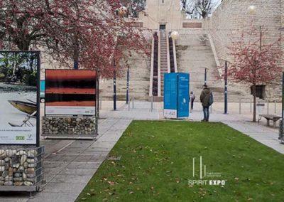 panneaux expo photos Verdun