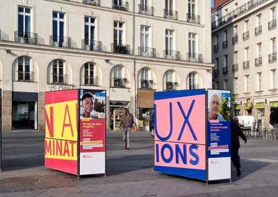 mobilier expo extérieur