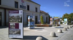 exposition extérieure Montbard