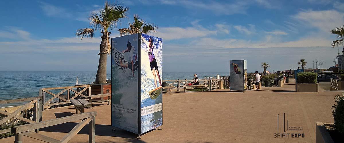 totem exposition photos Lacanau